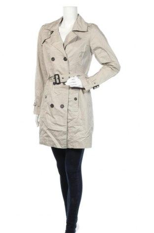Дамски шлифер Esmara, Размер M, Цвят Бежов, Памук, Цена 7,61лв.