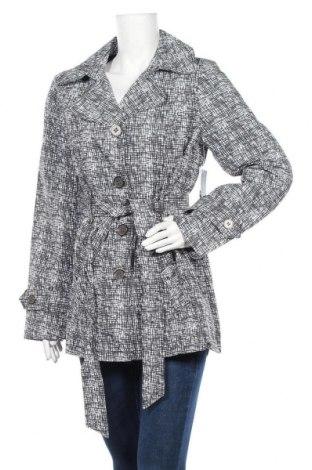 Дамски шлифер Faded Glory, Размер M, Цвят Черен, 100% полиестер, Цена 53,55лв.