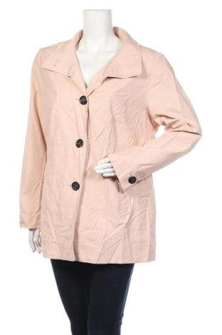 Дамски шлифер Fuchs & Schmitt, Размер XL, Цвят Розов, 63% памук, 37% полиамид, Цена 13,44лв.