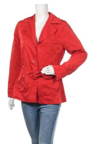 Γυναικεία καμπαρντίνα G.W., Μέγεθος S, Χρώμα Κόκκινο, 100% πολυεστέρας, Τιμή 12,27€