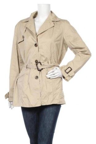 Дамски шлифер Gina Benotti, Размер L, Цвят Бежов, 100% памук, Цена 14,55лв.