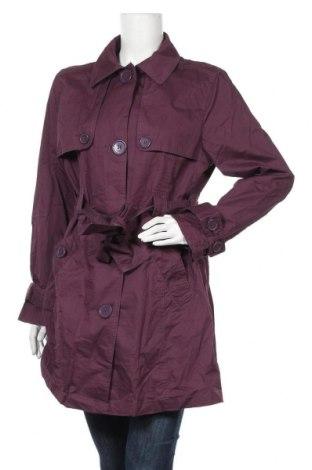 Дамски шлифер Infinity, Размер L, Цвят Лилав, Памук, Цена 24,26лв.