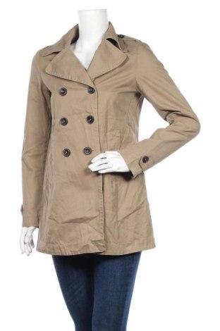 Дамски шлифер Marc O'Polo, Размер S, Цвят Бежов, Памук, Цена 20,48лв.