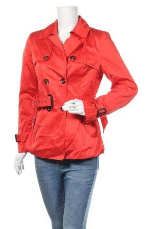 Дамски шлифер Orsay, Размер M, Цвят Червен, 52% полиестер, 48% памук, Цена 11,55лв.