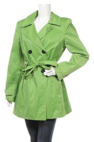Γυναικεία καμπαρντίνα Style & Co, Μέγεθος L, Χρώμα Πράσινο, Τιμή 26,63€