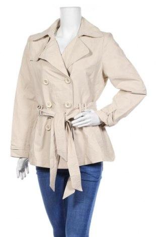Дамски шлифер Target, Размер M, Цвят Бежов, Памук, полиамид, Цена 14,55лв.