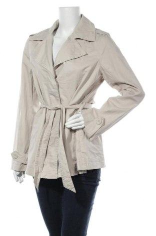 Дамски шлифер Target, Размер L, Цвят Бежов, Памук, еластан, Цена 8,93лв.