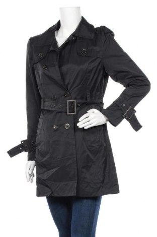 Дамски шлифер Warehouse, Размер M, Цвят Черен, 54% памук, 46% полиамид, Цена 31,92лв.