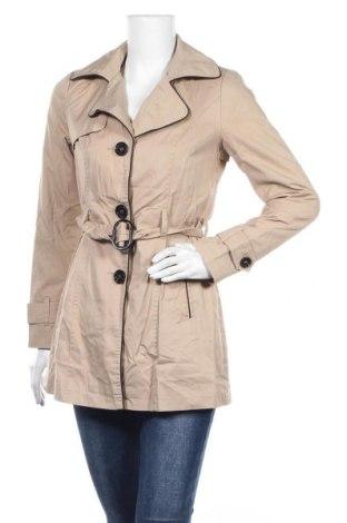 Дамски шлифер Yessica, Размер M, Цвят Бежов, Цена 18,48лв.