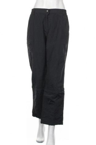 Дамски спортен панталон Crivit, Размер M, Цвят Черен, Памук, Цена 7,18лв.