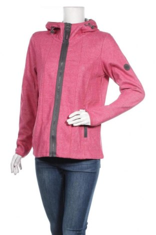 Дамски суичър Cecil, Размер S, Цвят Розов, 65% полиестер, 35% памук, Цена 19,69лв.
