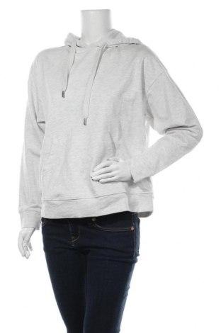Γυναικείο φούτερ ONLY, Μέγεθος S, Χρώμα Γκρί, 60% βαμβάκι, 40% πολυεστέρας, Τιμή 20,10€