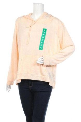 Γυναικείο φούτερ Weatherproof, Μέγεθος XL, Χρώμα Πορτοκαλί, 100% πολυεστέρας, Τιμή 7,27€