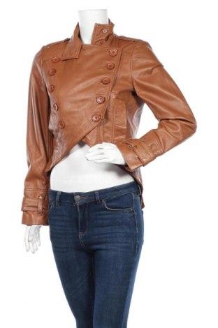 Дамско кожено яке Ashwood, Размер M, Цвят Кафяв, Естествена кожа, Цена 93,45лв.