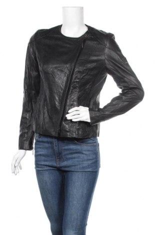 Γυναικείο δερμάτινο μπουφάν Frieda & Freddies, Μέγεθος M, Χρώμα Μαύρο, Γνήσιο δέρμα, Τιμή 56,97€