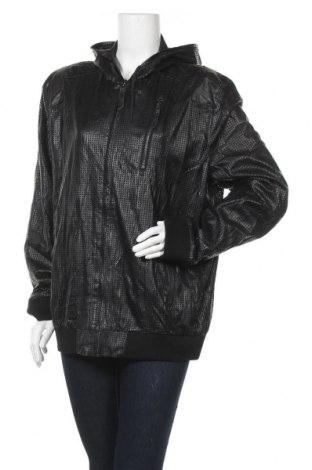 Дамско кожено яке Nana Judy, Размер XXL, Цвят Черен, Еко кожа, Цена 27,09лв.
