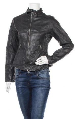 Γυναικείο δερμάτινο μπουφάν Up 2 Fashion, Μέγεθος S, Χρώμα Μαύρο, Δερματίνη, Τιμή 22,21€