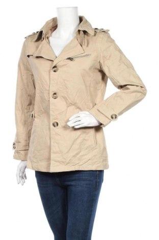 Дамски шлифер, Размер L, Цвят Бежов, Цена 9,45лв.