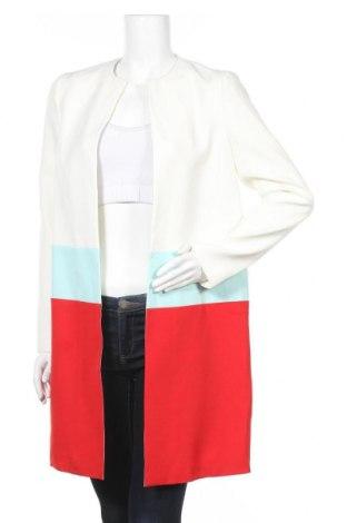 Дамско палто Anne Klein, Размер M, Цвят Многоцветен, 85% полиестер, 15% вискоза, Цена 36,86лв.
