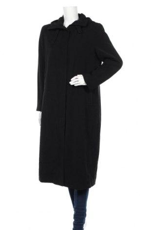 Дамско палто Calvin Klein, Размер L, Цвят Черен, Полиестер, Цена 34,65лв.