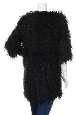 Дамско палто Camomilla, Размер M, Цвят Черен, 80% акрил, 20% полиестер, Цена 85,05лв.