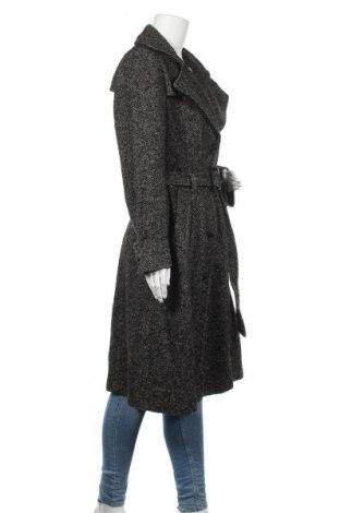Дамско палто Camomilla, Размер L, Цвят Черен, 80% полиестер, 15% акрил, 5% други материали, Цена 94,50лв.