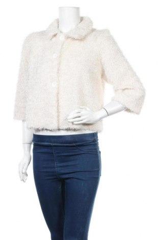 Дамско палто Camomilla, Размер M, Цвят Екрю, Полиестер, Цена 60,42лв.