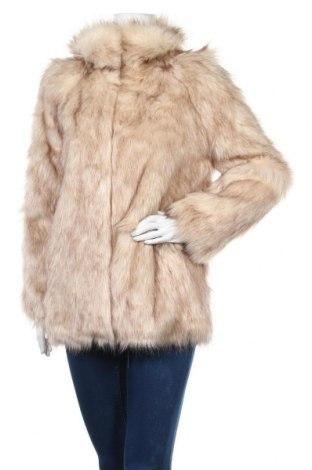 Дамско палто Camomilla, Размер L, Цвят Бежов, Акрил, Цена 90,72лв.