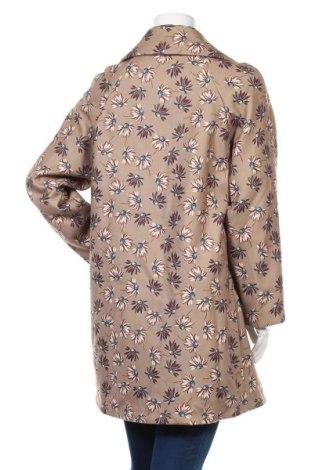 Дамско палто Camomilla, Размер L, Цвят Многоцветен, 80% полиестер, 18% вискоза, 2% еластан, Цена 56,70лв.