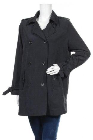 Дамско палто Clockhouse, Размер XL, Цвят Син, 90% полиестер, 10% полиамид, Цена 29,93лв.