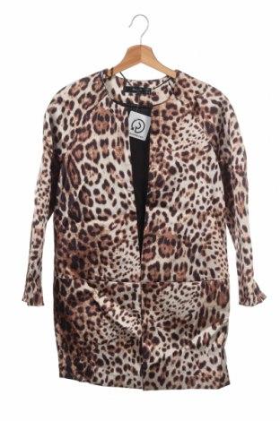 Дамско палто Hallhuber, Размер XS, Цвят Многоцветен, 97% полиестер, 3% еластан, Цена 92,61лв.