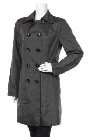 Дамско палто Jessica, Размер M, Цвят Сив, Полиестер, Цена 34,97лв.
