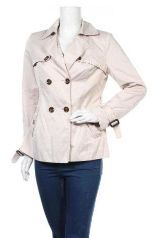 Дамско палто Orsay, Размер M, Цвят Бежов, 52% полиестер, 48% памук, Цена 14,33лв.