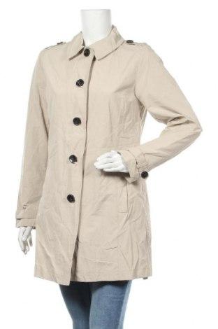 Дамско палто S.Oliver, Размер M, Цвят Бежов, 50% памук, 50% полиестер, Цена 112,46лв.