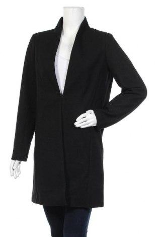 Дамско палто Vero Moda, Размер S, Цвят Черен, Полиестер, Цена 54,50лв.