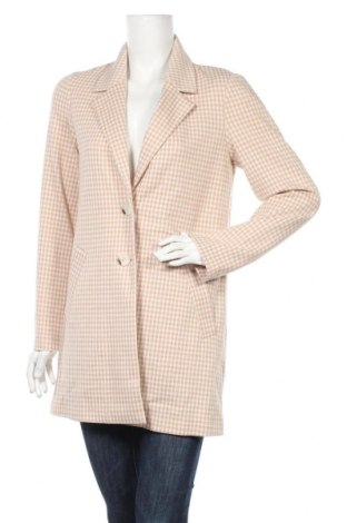 Дамско палто Vero Moda, Размер S, Цвят Розов, 97% полиестер, 3% еластан, Цена 51,62лв.
