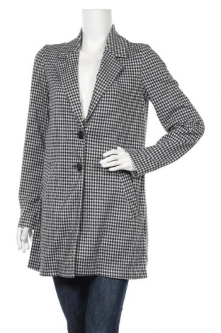 Дамско палто Vero Moda, Размер S, Цвят Черен, 97% полиестер, 3% еластан, Цена 51,62лв.