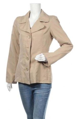 Дамско палто Vero Moda, Размер M, Цвят Бежов, Полиестер, Цена 28,56лв.