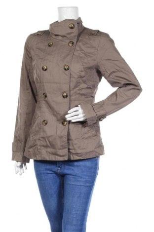 Дамско палто Vero Moda, Размер M, Цвят Бежов, 65% полиестер, 35% памук, Цена 9,98лв.