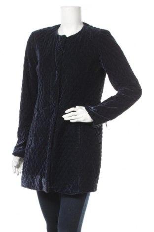 Дамско палто Vero Moda, Размер M, Цвят Син, Полиестер, Цена 47,00лв.