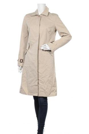 Дамско палто Windsor., Размер M, Цвят Бежов, 62% памук, 38% полиестер, Цена 19,95лв.