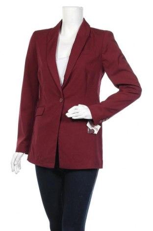 Дамско сако Adrienne Vittadini, Размер S, Цвят Червен, Цена 28,67лв.