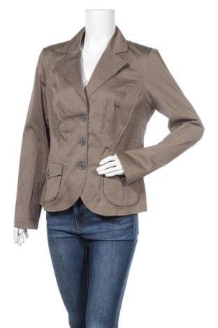 Γυναικείο σακάκι Apart, Μέγεθος XL, Χρώμα Πράσινο, 98% βαμβάκι, 2% ελαστάνη, Τιμή 14,35€