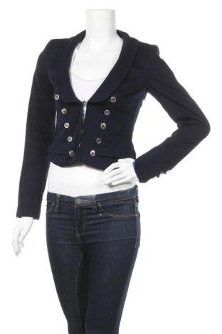 Γυναικείο σακάκι Apart, Μέγεθος XS, Χρώμα Μπλέ, 97% βαμβάκι, 3% ελαστάνη, Τιμή 9,00€