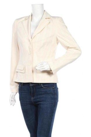 Γυναικείο σακάκι Apart, Μέγεθος M, Χρώμα Εκρού, 88% πολυεστέρας, 7% ελαστάνη, 5% βισκόζη, Τιμή 27,43€