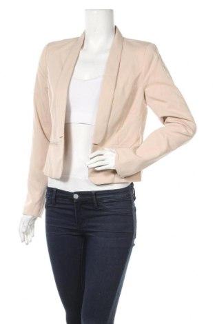 Γυναικείο σακάκι Bardot, Μέγεθος M, Χρώμα  Μπέζ, 80% πολυεστέρας, 18% βισκόζη, 2% ελαστάνη, Τιμή 5,91€