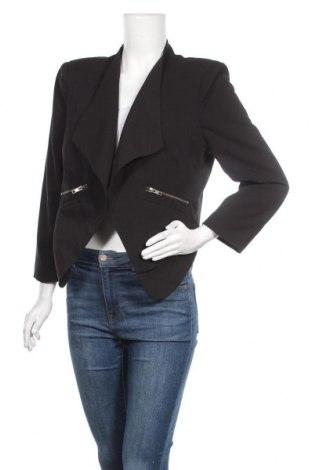 Γυναικείο σακάκι Bardot, Μέγεθος L, Χρώμα Μαύρο, 75% πολυεστέρας, 22% βισκόζη, 3% ελαστάνη, Τιμή 3,13€