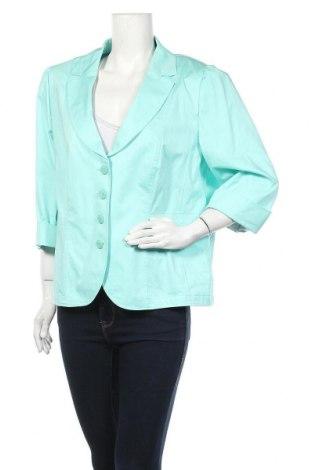 Γυναικείο σακάκι Betty Barclay, Μέγεθος XL, Χρώμα Μπλέ, Τιμή 9,09€