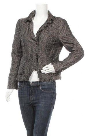 Γυναικείο σακάκι Blacky Dress, Μέγεθος L, Χρώμα Γκρί, 88% πολυεστέρας, 12% μεταλλικά νήματα, Τιμή 3,39€