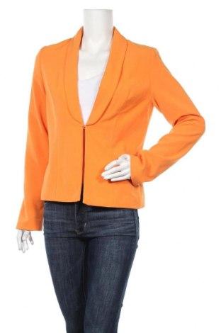 Γυναικείο σακάκι Buffalo, Μέγεθος M, Χρώμα Πορτοκαλί, 64% πολυεστέρας, 33% βισκόζη, 3% ελαστάνη, Τιμή 16,05€